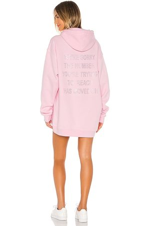 Boys Lie 1-800 Pink Remix Hoodie in - Pink. Size all.