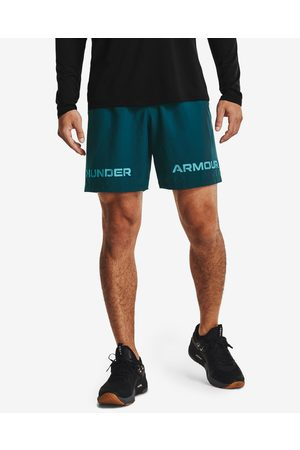 Under Armour Woven Graphic WM Shorts Green
