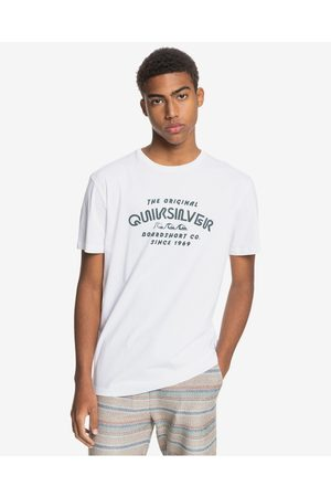 Quiksilver Wider Mile T-shirt White