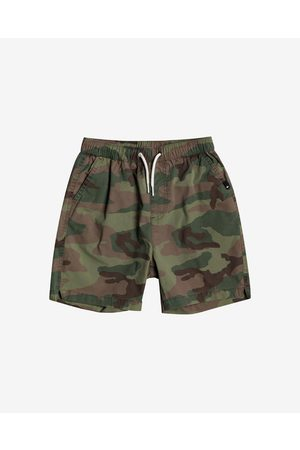 Quiksilver Taxer Kids Shorts Green