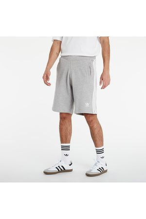 adidas Adidas 3-Stripes Shorts Grey