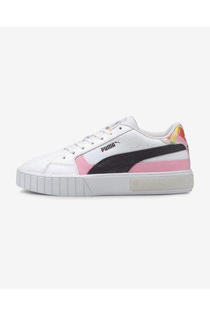 PUMA Cali Star INTL Game Sneakers White