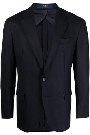 Polo Ralph Lauren Homem Blazers - Notch lapel wool blazer