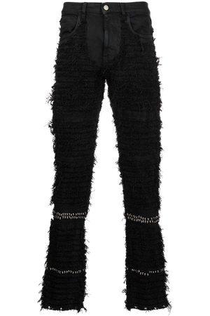 1017 ALYX 9SM Stud-embellished slim-fit jeans