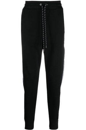 Michael Kors Logo-tape track pants