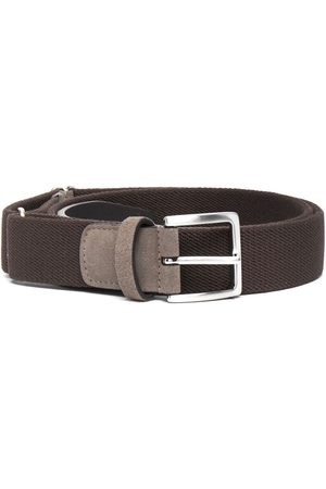 DELL'OGLIO Contrast-panel belt