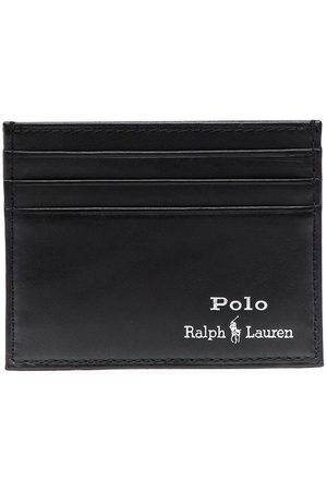 Polo Ralph Lauren Homem Bolsas & Carteiras - Suffolk leather cardholder