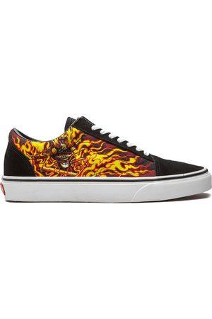 Vans Homem Ténis - Old Skool flame sneakers
