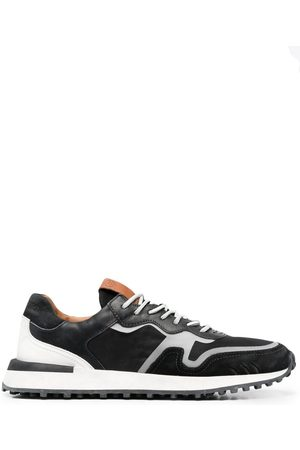 Buttero Homem Tops & T-shirts - Panelled low-top sneakers