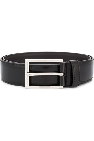 Church's Square buckle belt