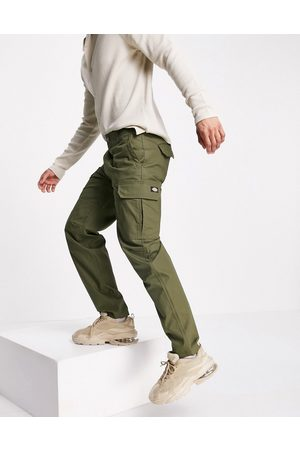 Dickies Homem Calças Cargo - Millerville trousers in military green