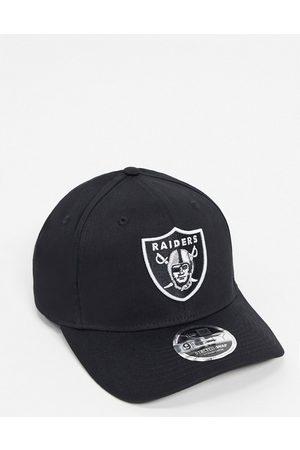 new era 9fifty Las Vegas Raiders snapback in black