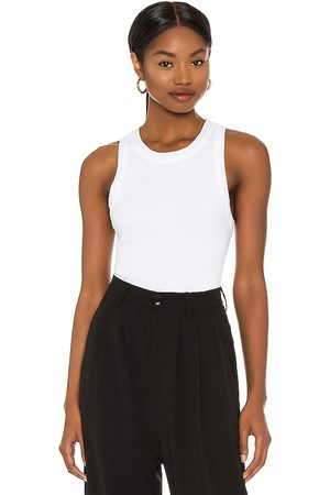 Citizens of Humanity Senhora Tops de Cavas - Isabel Rib Tank in - . Size L (also in XS, S, M).
