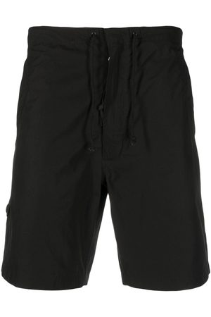 Maharishi Patch-embellished cargo shorts