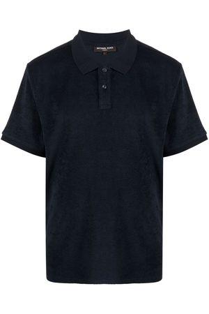 Michael Kors Homem Manga curta - Terry short-sleeved polo shirt