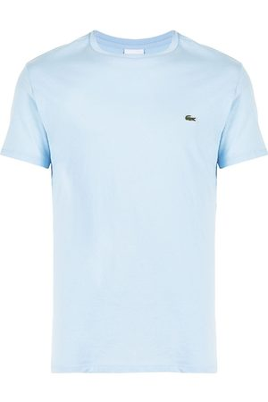Lacoste Homem T-shirts & Manga Curta - Embroidered logo T-shirt