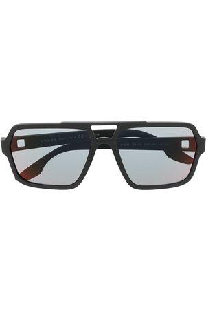 Prada Tinted navigator sunglasses