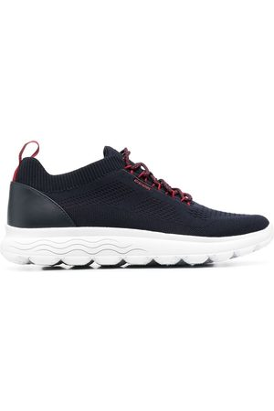 Geox Homem Camisolas - Knitted low-top sneakers