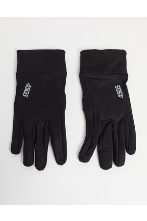 ASOS 4505 Scuba running gloves with touch screen in black
