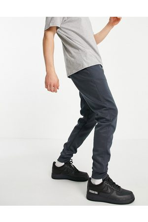 River Island Premium jogger in grey