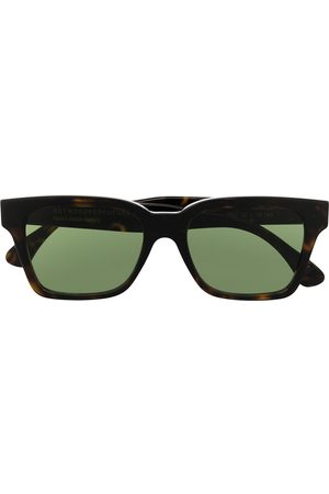 Retrosuperfuture America square frame sunglasses