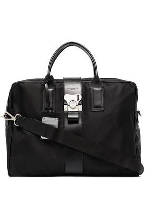 FPM Milano Homem Pastas Negócios & Laptop - Leather-trim briefcase
