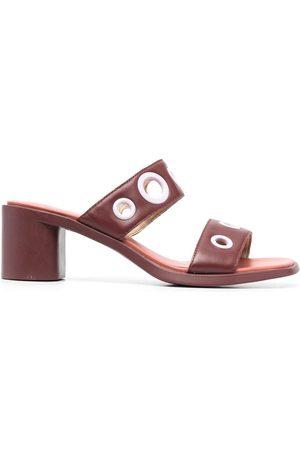 Camper Senhora Sandálias - Open-toe mule sandals