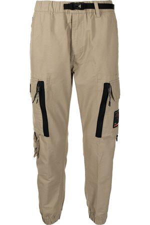 AAPE BY A BATHING APE Homem Calças Cargo - Logo-patch cargo trousers