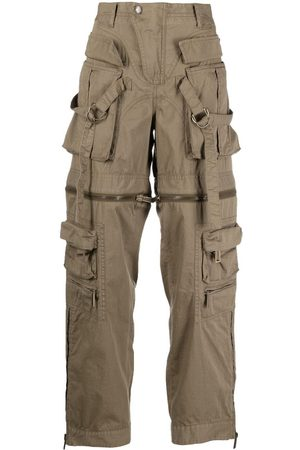Dsquared2 Aviator zipped trousers