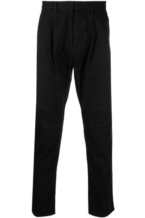Balmain Draped tapered trousers