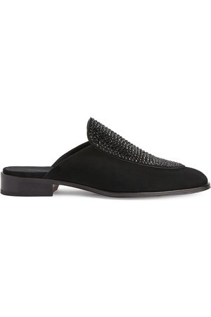 Giuseppe Zanotti Homem Oxford & Moccassins - Rudolph Cut suede loafers