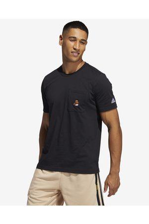 adidas Avatar Pkt T-shirt Black