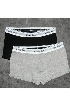 Calvin Klein Trunks 2 Pack / Grey