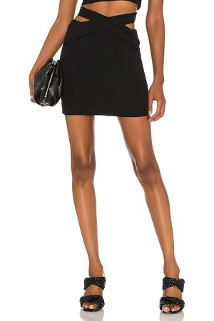 NBD Hollie Mini Skirt in - . Size L (also in XXS, XS, S, M, XL).