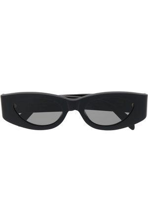 Retrosuperfuture Óculos de Sol - Chunky oval sunglasses