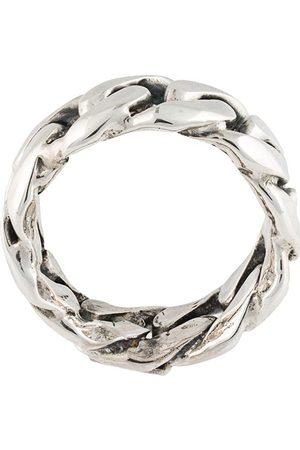 Emanuele Bicocchi Homem Anéis - Rigid chain ring