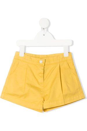 Knot Olivia cotton twill shorts