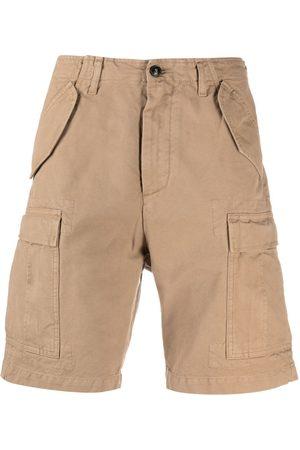FORTELA Knee-length cargo shorts