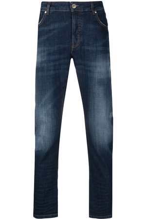 John Richmond Homem Retos - Mick straight leg jeans