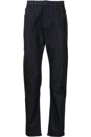 Armani Straight-leg cotton jeans