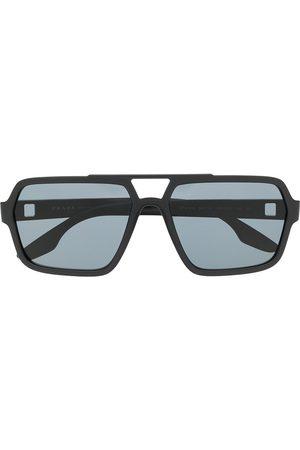 Prada Eyewear Navigator tinted sunglasses