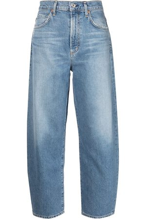 Citizens of Humanity High rise curved jeans