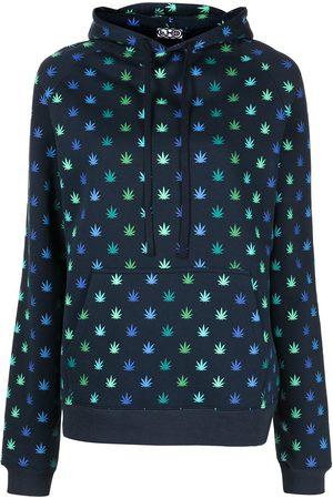 Lhd Weed print hoodie