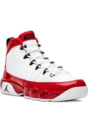 Jordan Kids TEEN Air Jordan 9 Retro GS gym red