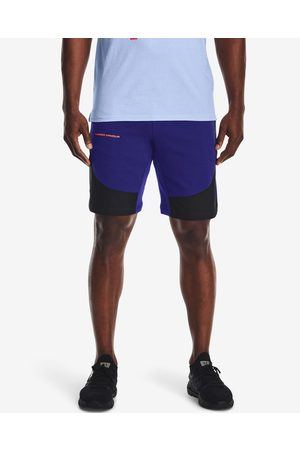 Under Armour Rival Terry Shorts Blue