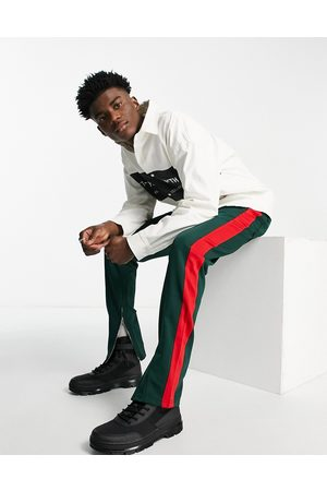 Sixth June Homem Joggers - Tracksuit trousers in green