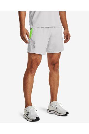 Under Armour Qualifier Speedpocket Branded 7'' Short pants White
