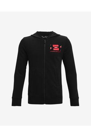 Under Armour Rival Terry Kids Sweatshirt Black