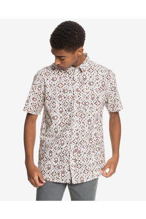 Quiksilver Baja Blues Shirt White