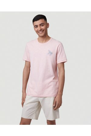 O'Neill Pacific Cove T-shirt Pink
